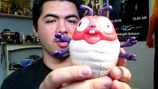 Happy Meal Toy Review # 6 Monsters Vs  Aliens 'insectosaurus'
