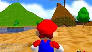 Super Mario 64 Hack Bundle v1.3 (10 full hacks, link in description)