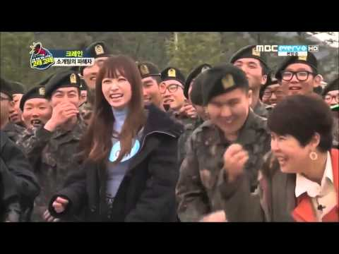 EXID Funny Clip #31- Fighting For Hani