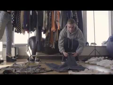 David Casavant Shows Off His Raf Simons & Helmut Lang Archive