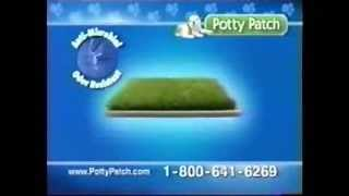 Potty Patch As Seen On T.v.- Dog Potty - Indoor Dog Potty
