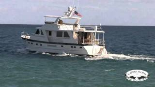 ALASKAN YACHTS Trawler Series