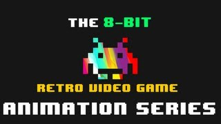 How To - Make an 8-Bit Retro Video Game Animation [Series Preview]