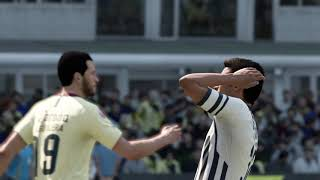 América VS Monterrey FIFA 19