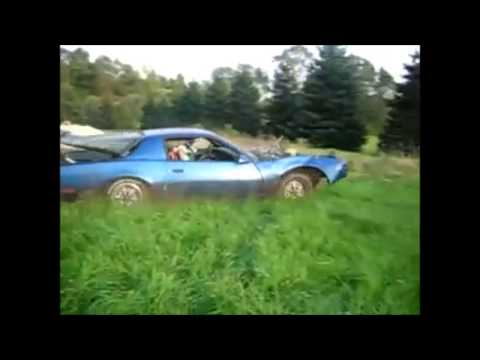 Pontiac Firebird Trans Am JUMPS