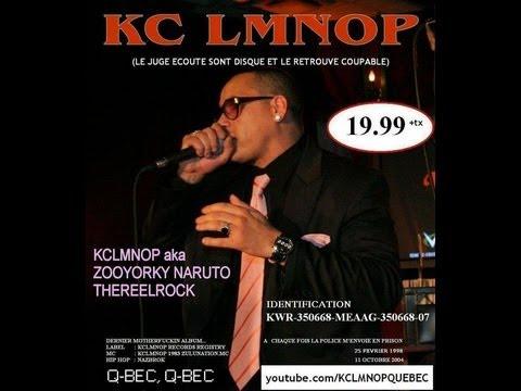 KCLMNOP Mp3 - Pas un Bon Gars (Rap Québécois 100%)