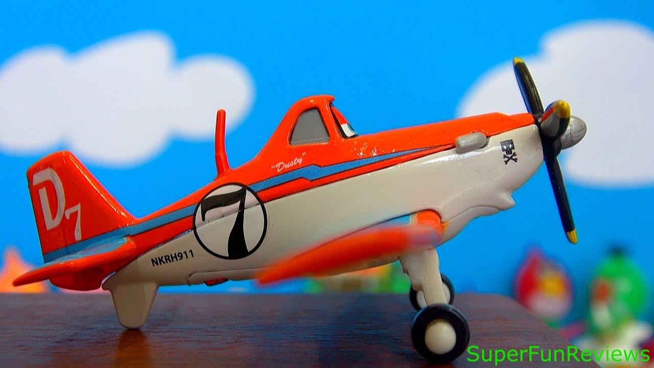 Disney Planes Toys 2013 Chug Skipper Dusty Leadbottom