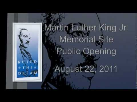 Martin Luther King, Jr. Memorial - A View of the Construction