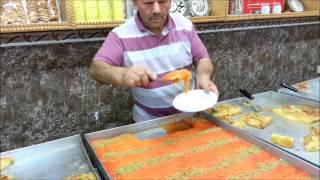 Кнафе   Восточные сладости   Бейт Ханина   Израиль