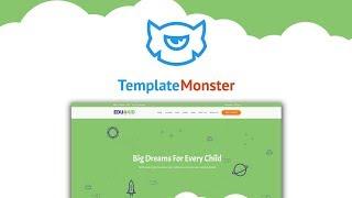Kindergarten & School Education WordPress Theme #65420