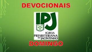 Devocional IPJ - Domingo - 05jul2020