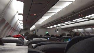 Flights TAP Portugal Airbus A330 A319 Rio de Janeiro GIG to Madeira Airport Turbulence area