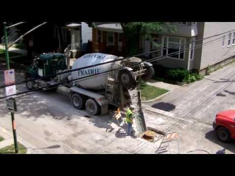 Mack Granite/McNeilus Concrete Mixer [7-16-2013]