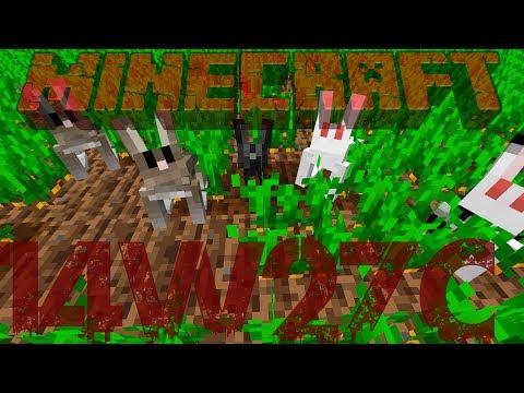 Minecraft Snapshot 14w27a/b – Konijnen, Kebab en Hoog Springen