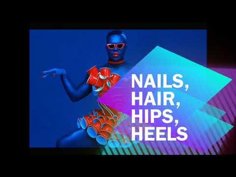 TODRICK HALL, Nails,Hair,Hips,Heels, (Lyrics)