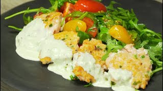 Рыбные котлеты из лосося. Рецепт от Всегда Вкусно!