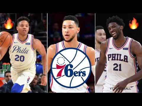 Previewing the Philadelphia Sixers 2018-19 NBA Season & Predictions!   Markelle Fultz 76ers Comeback