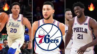 Previewing the Philadelphia Sixers 2018-19 NBA Season & Predictions! | Markelle Fultz 76ers Comeback