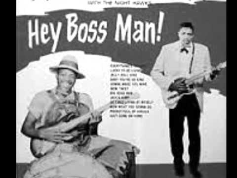 Frank Frost-Big Boss Man
