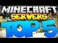 TOP 5 MINECRAFT SERVERS OF ALL TIME (#4)