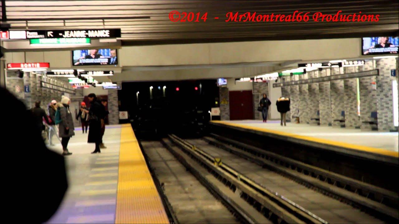montreal metro mcgill to berri uqam hd youtube. Black Bedroom Furniture Sets. Home Design Ideas
