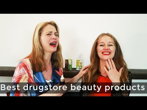 How to shop for women over 40  - best drugstore beauty products