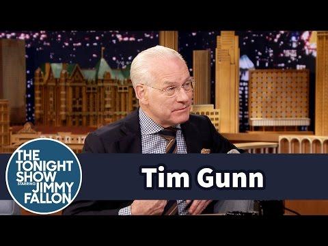 "Tim ""Big Daddy"" Gunn Blew Up on Project Runway Contestants"