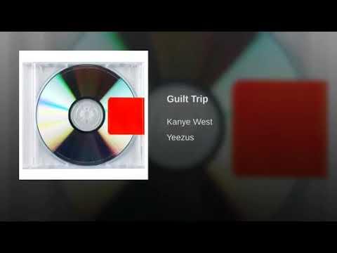 Клип Kanye West - Guilt Trip