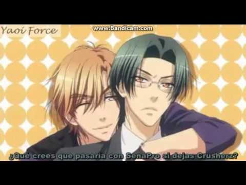 CD drama Love Stage - Shougo y Rei (Sub Español)