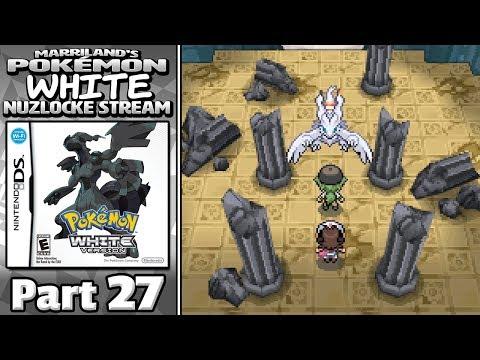 Pokémon White Nuzlocke Stream, Part 27 • Apr. 25, 2018 • STREAM ARCHIVE