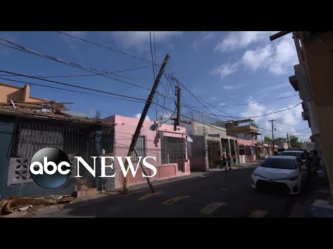 Download Youtube: Governor of Puerto Rico announce power restoration effort