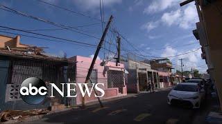 Governor of Puerto Rico announce power restoration effort