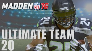Madden 16 Ultimate Team - Seven Foot Freaks Ep.20