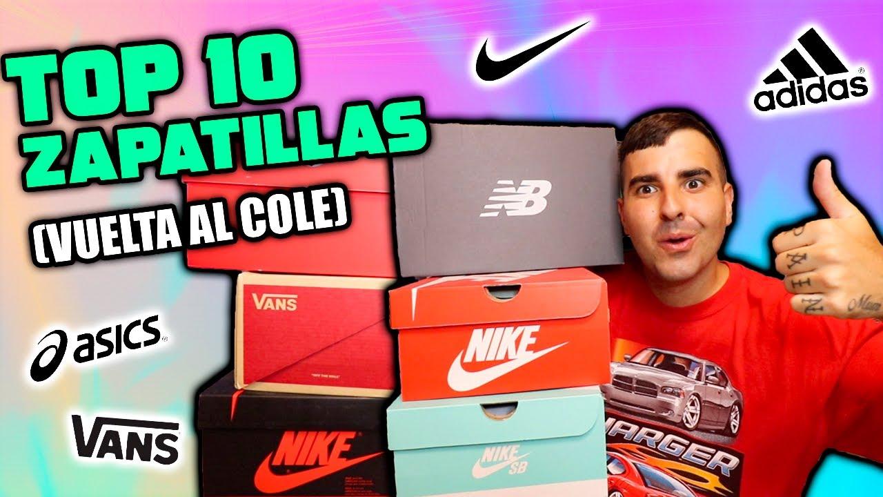 MEJORES ZAPATILLAS 2020 (Vuelta al Cole)