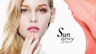 UNT SUN ENVY GEL EFFECT Application Tutorial