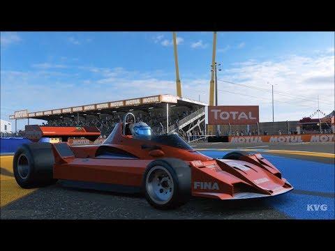 Forza Motorsport 7 - Brabham #8 Motor Racing Developments BT45B 1977 - Test Drive Gameplay HD
