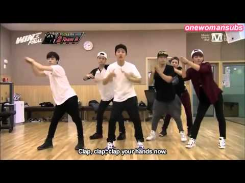 [ENG] Win : Just Another Boy dance tutorial