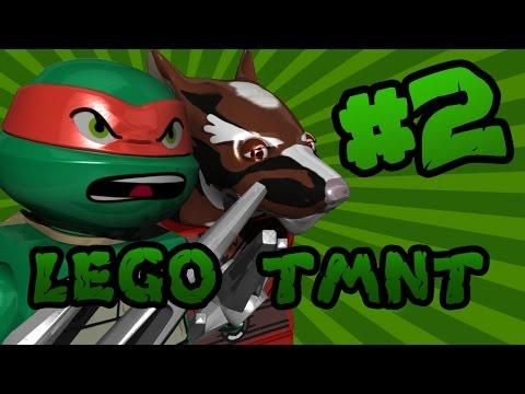 LEGO Teenage Mutant Ninja Turtles (TMNT): Episode 2 | TwinToo Bricks