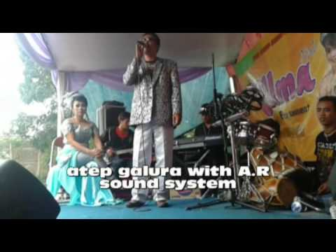 atep galura eling pabuburit with A.R sound system