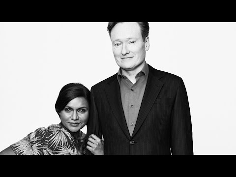 Actors on Actors: Conan O'Brien and Mindy Kaling (Full Version)