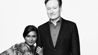 Actors on Actors: Conan O'Brien and Mindy Kaling (Full Version)