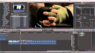Final Cut Pro X Effects Tutorial: Vignetting