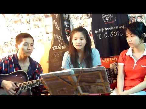Trịnh Công Sơn - Thảo Duy 14t - lớp nhạc hạ trắng