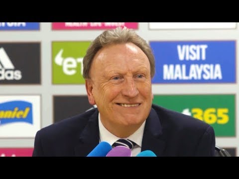 Cardiff 1-5 Manchester United - Neil Warnock Full Post Match Press Conference - Premier League