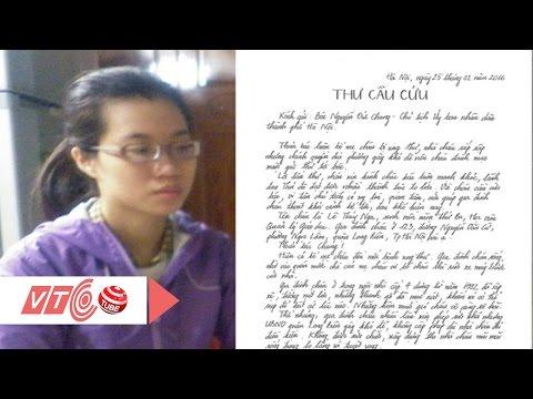 Nữ sinh liều mình gửi tâm thư đến chủ tịch | VTC
