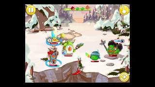 Angry Birds Epic - Islands in the Sky Level 1 Walkthrough