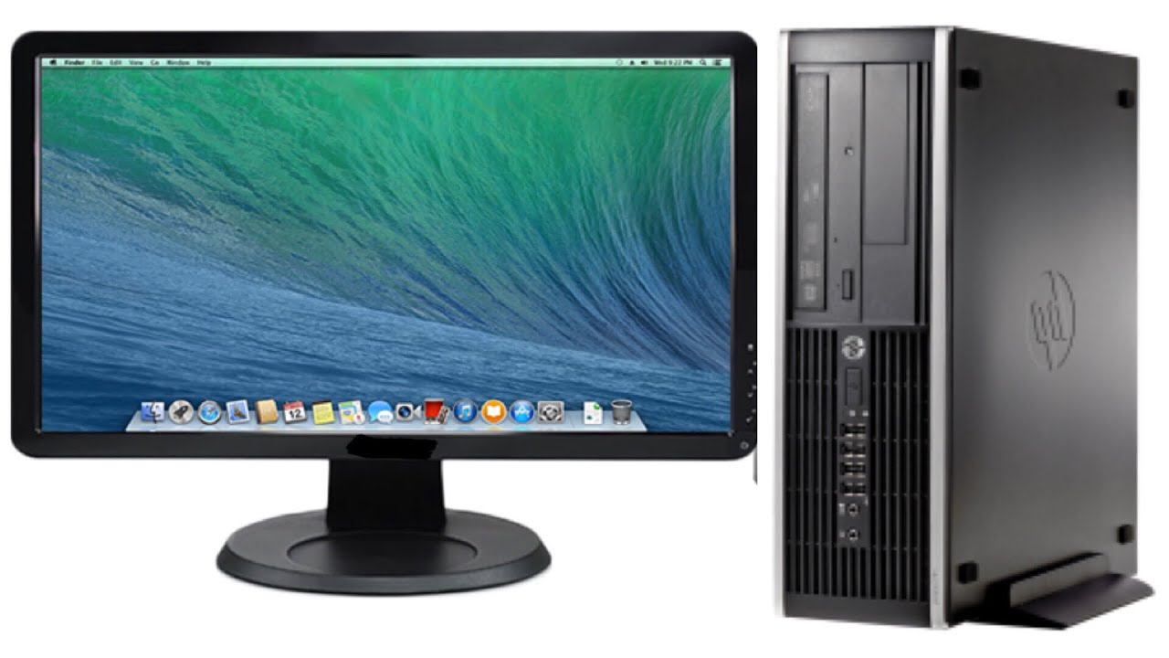 How To Install Mac Os Sierra On pc Hp 8300 Sff 8200 sff and hp 8000  sff(Hackintosh Tutorial)