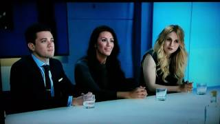 Giin - Courtney shuts down Karren Brady on The Apprentice -