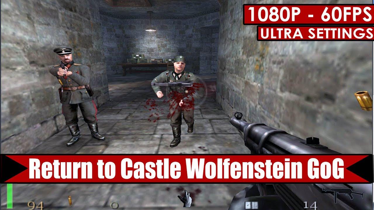 return to castle wolfenstein crack keygen