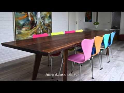 Spiseborde fra mann design sd 480p   youtube